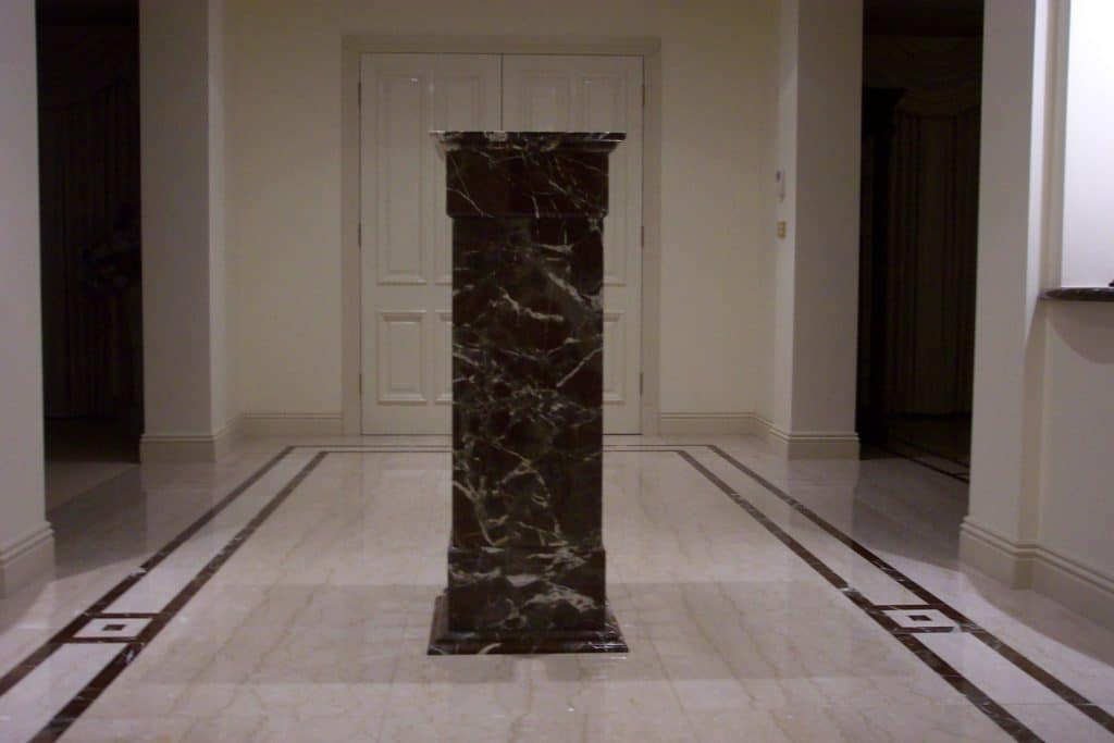 Botticino Entry Floor