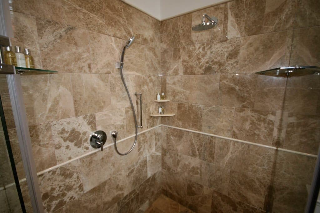 Emperador-light-marble-bathroom