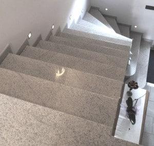 Escalier en granit Imperial