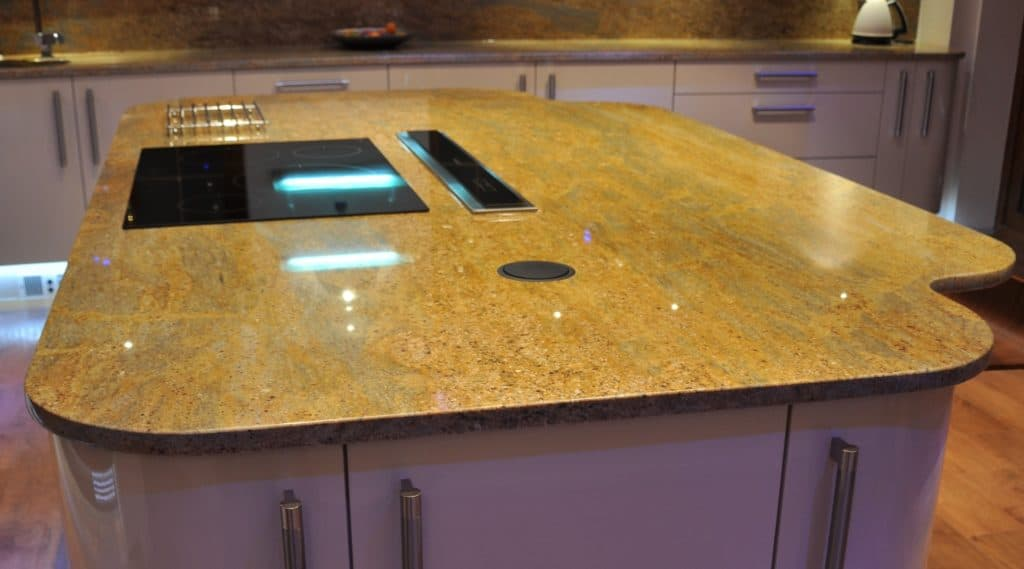 Granite Kashmir Gold