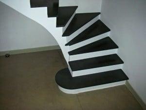 escalier-noir