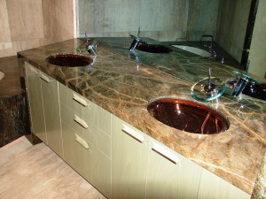rainforest-green-marble-vanity-tops