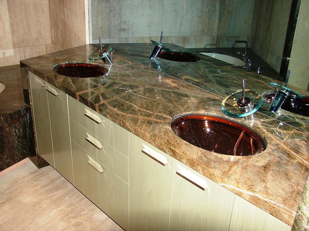 rainforest-green-marble-vanity-tops