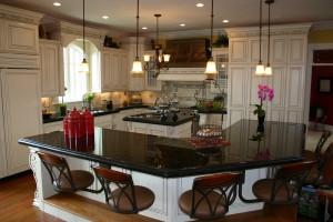 Absolute-Black-Granite-Kitchen-Countertop-Trend-Design