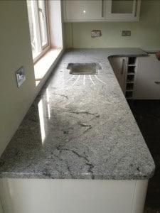 Viscount white granit