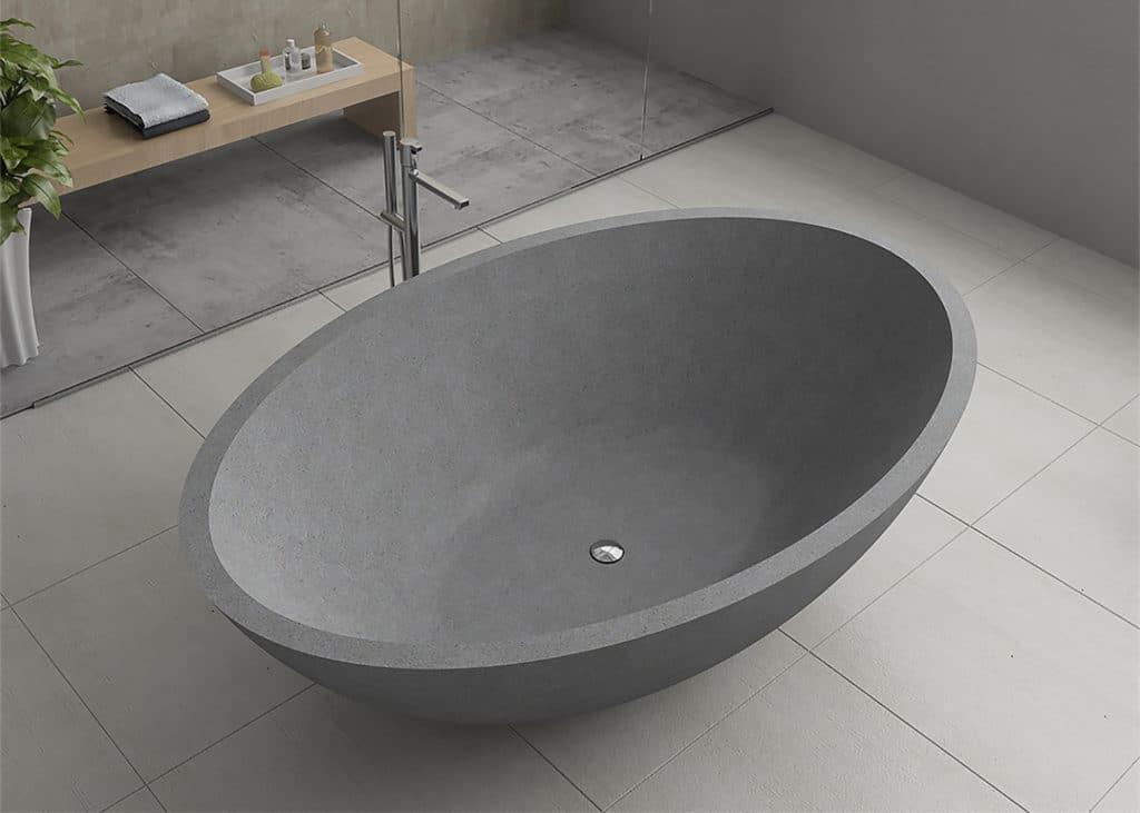 vasque / baignoire / receveur - marbre-import