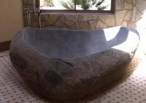 Baignoire Natural stone 3