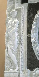 Détail Chimée Musée Louvre