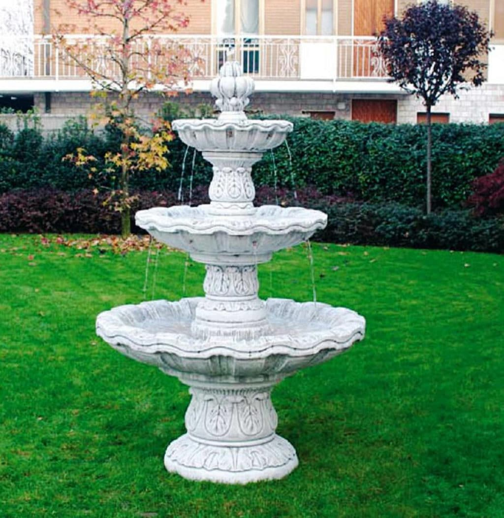 Fontaine Jardin 1