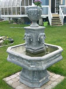 Fontaine Jardin 2