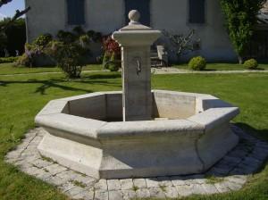 Fontaine Jardin 3