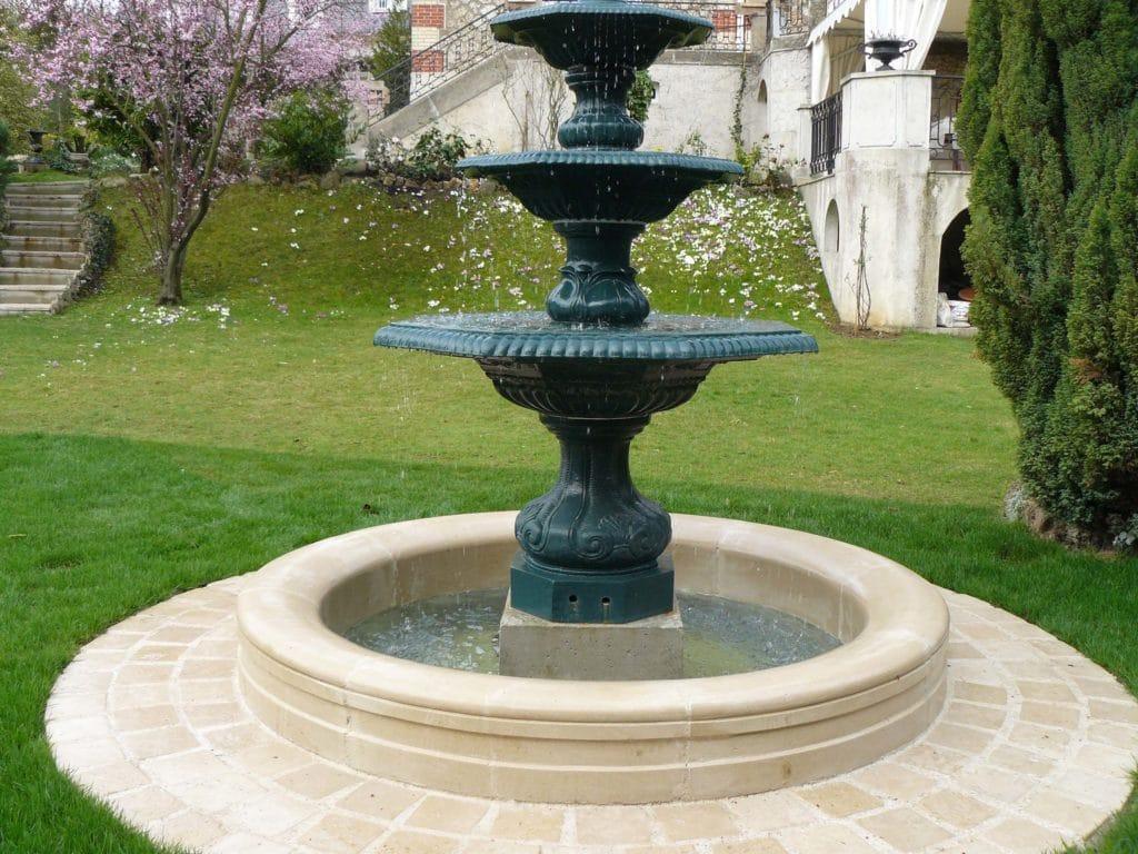 Fontaine Jardin 4