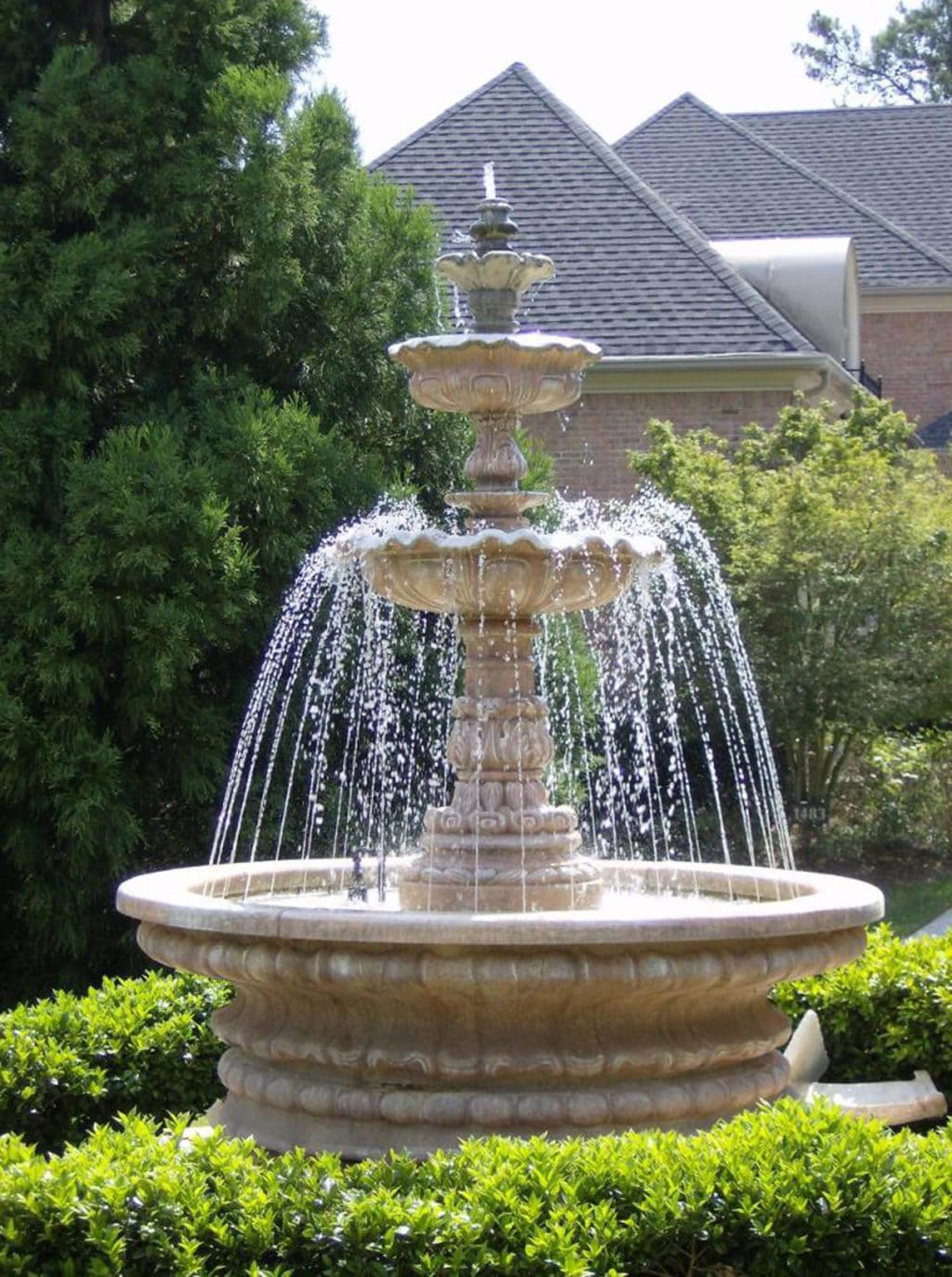 Fontaine Jardin 6