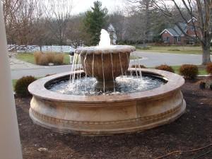 Fontaine Jardin 7