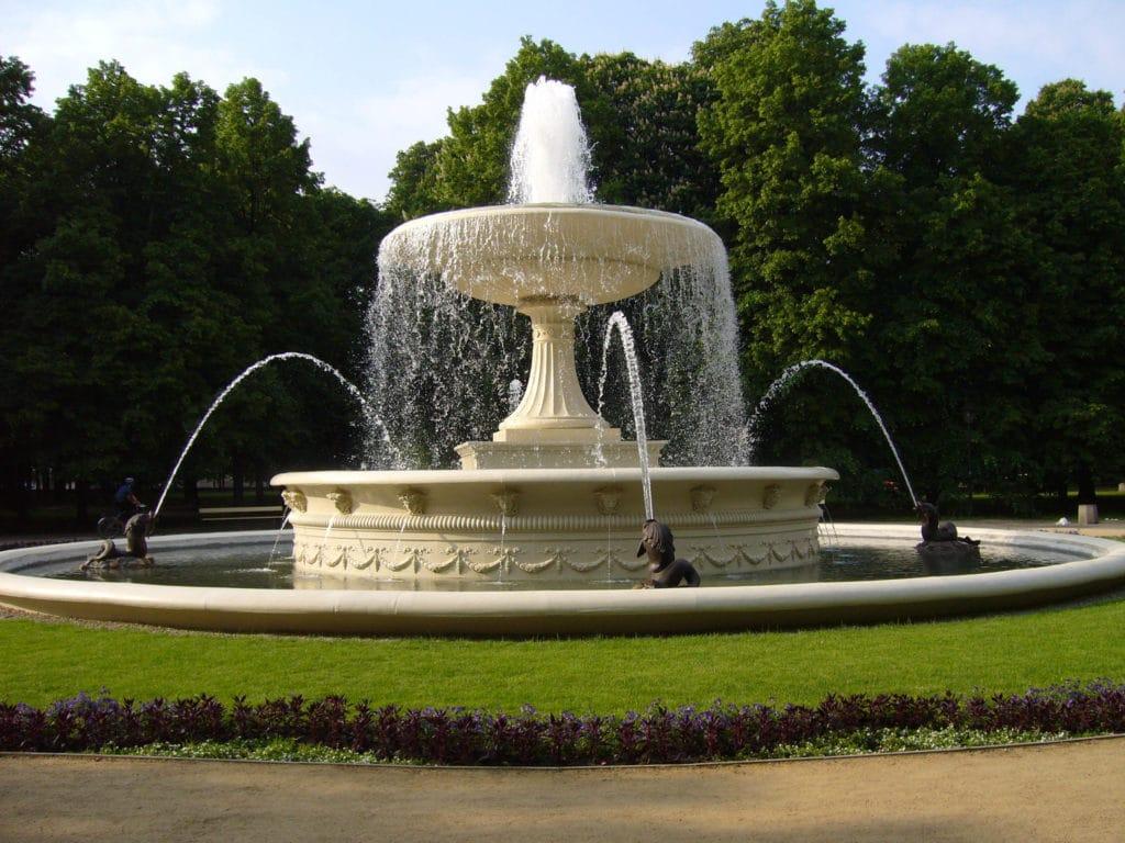 Fontaine Jardin 8