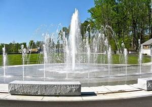 Fontaine Parc