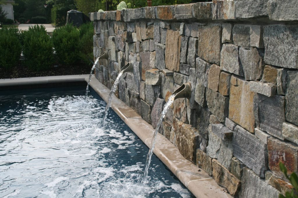 Fontaine wall cladding