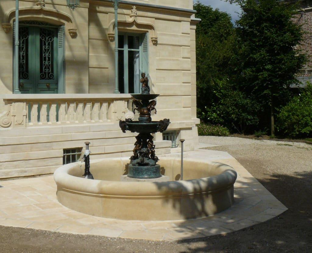 Fontaines Jardin 5