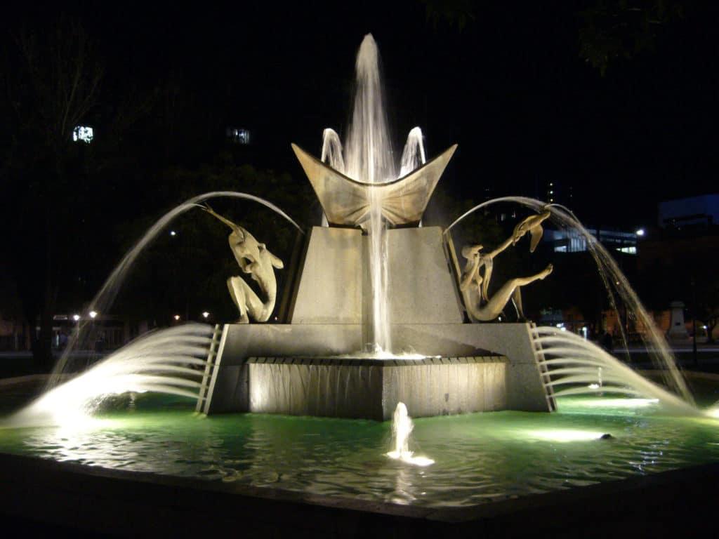 Fountain Victoria