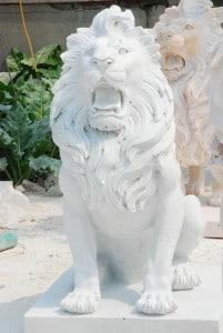 Statue Lyon