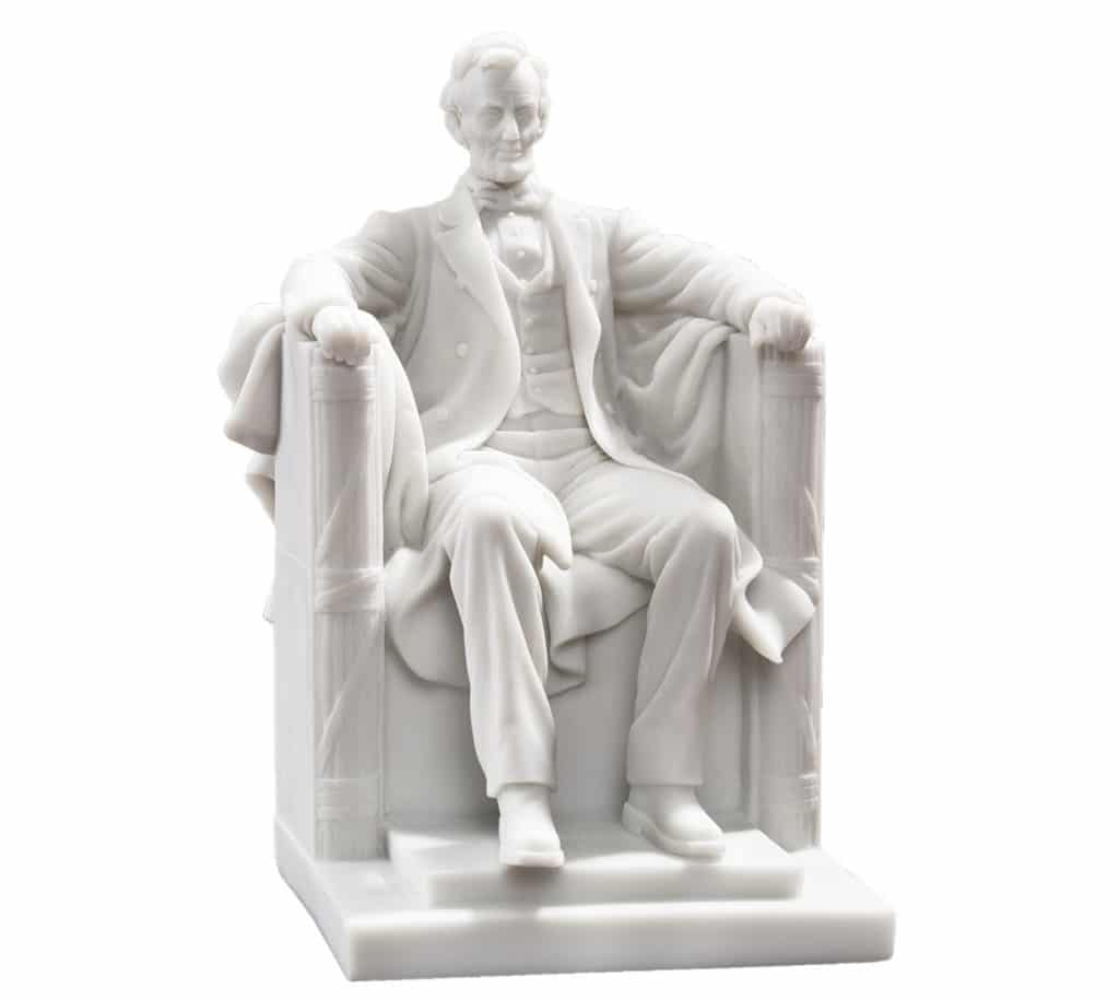 Statue Président