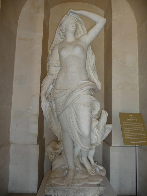 Statue Versaille 3