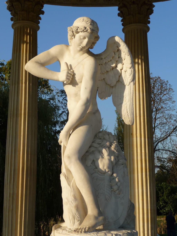 Statue ange versaille