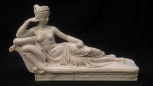 Statue femme 3