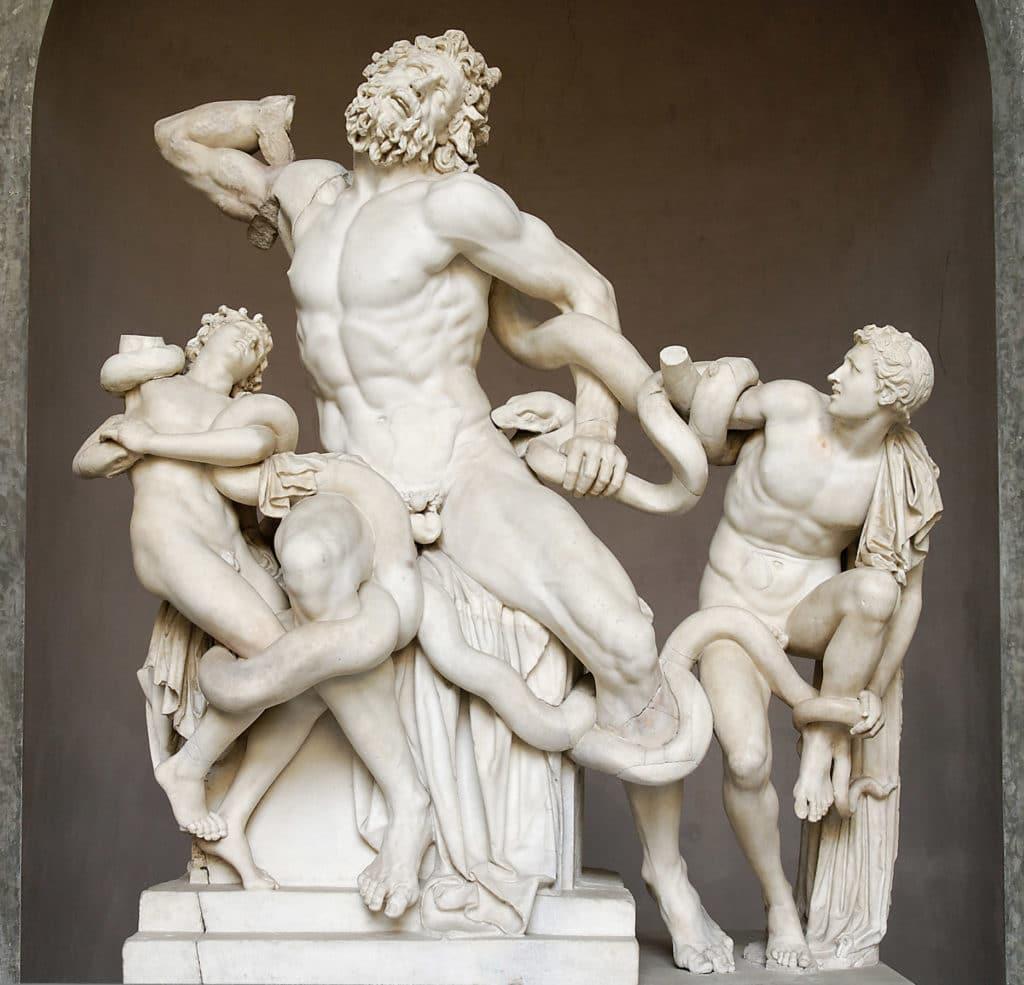Statue guerre