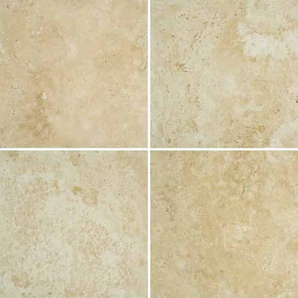 Light Travertine Carreaux cross cut 1