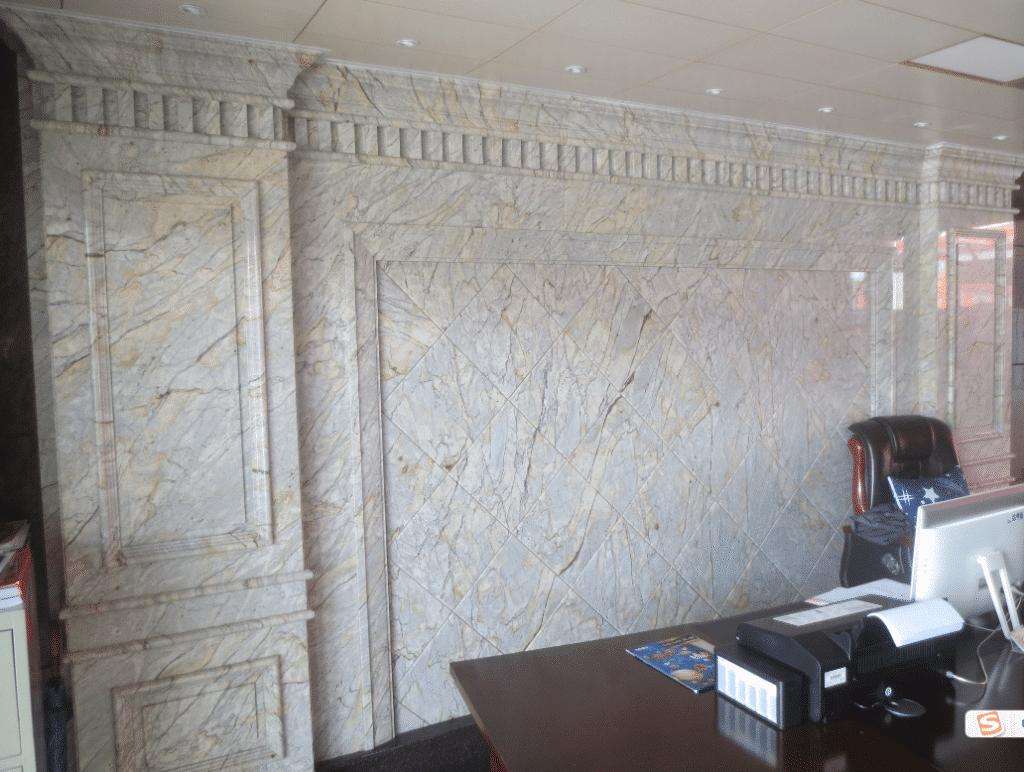 new-kashmir-gold-wall