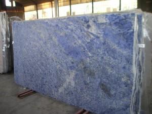 Bleu Bahia Marbre Import