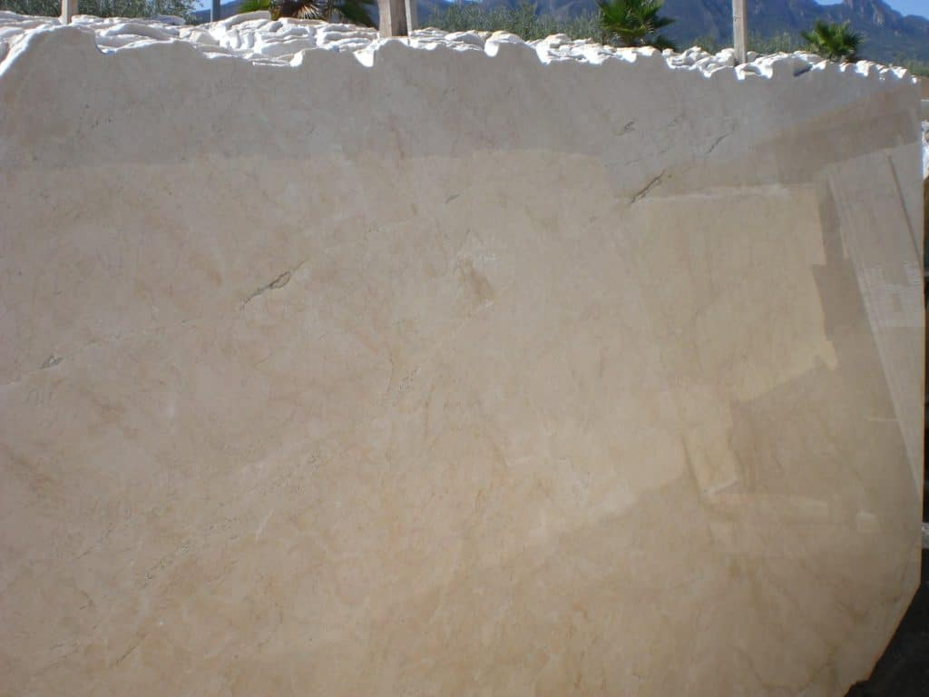 Crema Marfil L Commercial Quality Slab