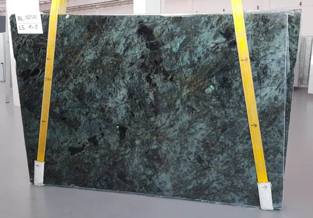 Lemurian Blue Block 92472 Slabs 1-8