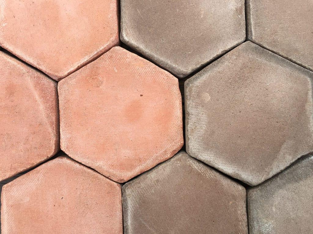Tomette Hexagonale 1