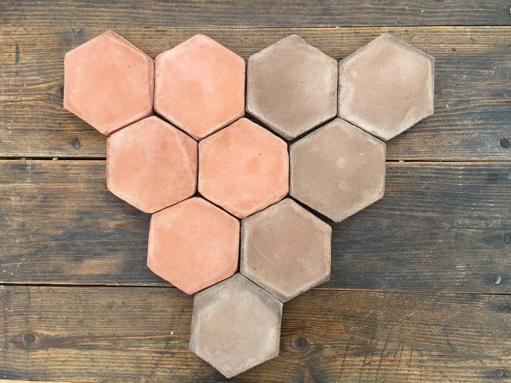 Tomette Hexagonale 2