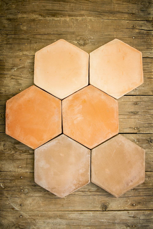 Tomette Hexagonale Couleurs