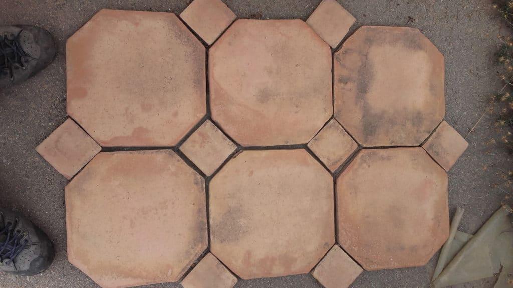 Tomette Hexagonale Naturel