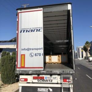 Livraison de marbre - Marbre Import