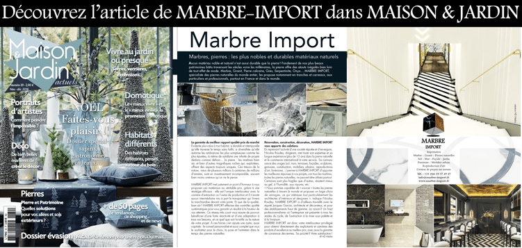 Article de Marbre Import dans maison et jardin spécial Noel