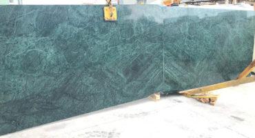 Marbre Import - Le marbre vert du Guatemala, le matériau idéal pour un design original