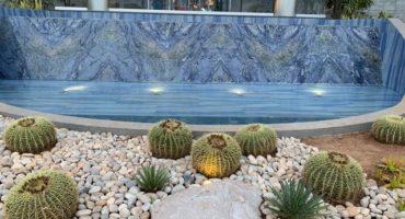 Marbre Import - Le granit bleu pour une décoration originale et sobre
