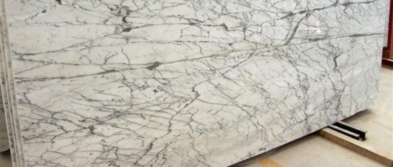 Marbre Import - Les différents types de marbre blanc