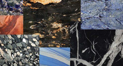 Marbre Import - Les différents types de granit. Découvrez les différents types de granit classés par couleur et leurs usages pour la décoration intérieure ou extérieure
