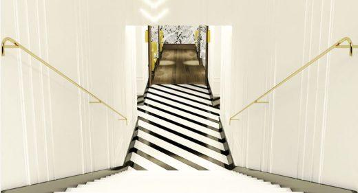 Marbre Import - Les designers qui utilisent le marbre. Exemple : gilles-boissier-restaurant-paris5